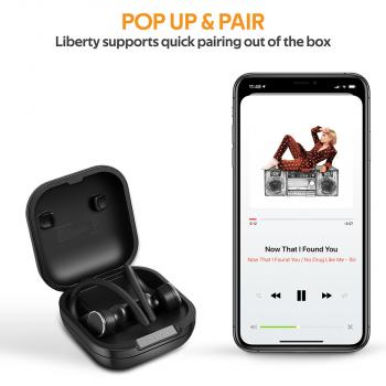 PROMATE LIBERTY Smart Sporty TWS Earbuds with IntelliTap