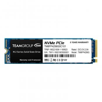MP34 256GB M.2 PCIe 2280 NVMe 1.3 Internal Solid State Drive (SSD)