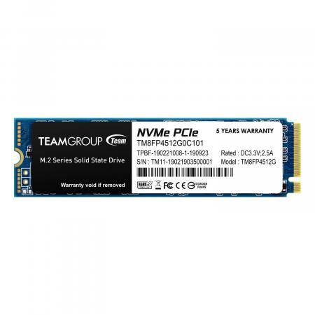 MP34 512GB M.2 PCIe 2280 NVMe 1.3 Internal Solid State Drive