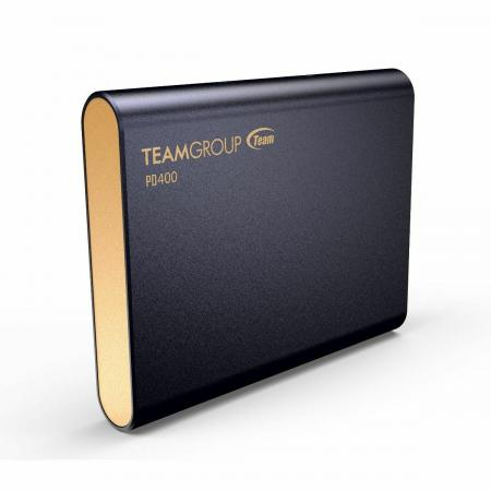 PD400 480GB Aluminum Portable External Solid State Drive