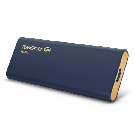 PD1000 512GB Aluminum Portable External Solid State Drive SSD