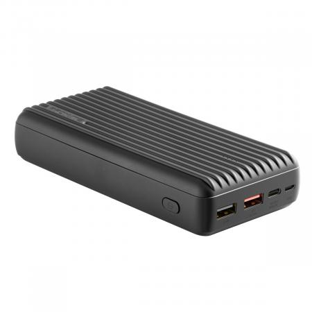 PROMATE Titan-30 30000mAh High Capacity Power Pack with Power Delivery and Quick Charge 3.0