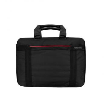 PROMATE Solo-MB Lightweight Messenger Bag with front Storage Option
