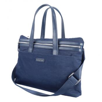 Promate Roxy-LD Premium Trendy Ladies Tote Bag for Laptops up to 15.6 with Organized Zipper Pockets