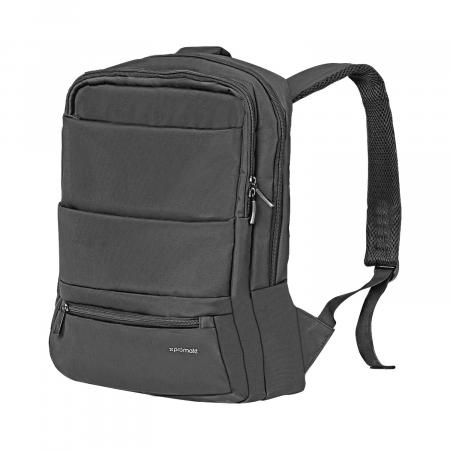 Apollo-BP Dual Pockets Urban Backpack with Multiple Compartments