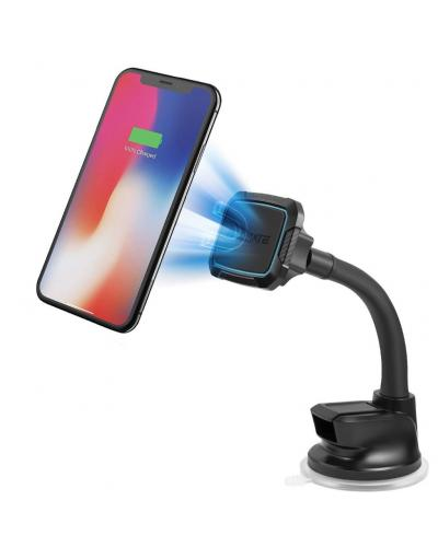 Promate MagMount-4 360-Degree Rotatable Magnetic Car Dashboard Mount