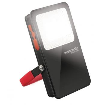 PROMATE Beacon-1 Ultra Bright Portable LED Flood Light with Built-in Power Bank