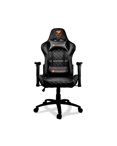ARMOR ONE Black Gaming Chair