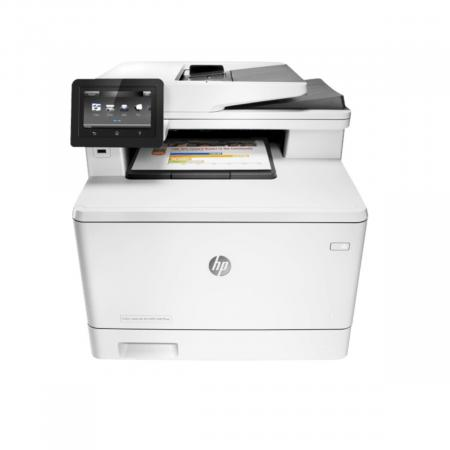 طابعة HP Color LaserJet M477FNW
