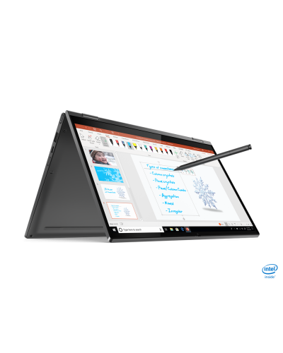 لابتوب Lenovo  YOGA C640 Core  i7-10510U /8GB /512GB/13.3