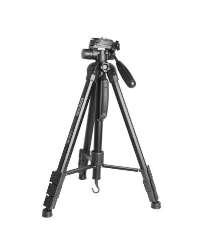Promate Precise-180 4 Section Convertible Aluminum Alloy Tripod with Integrated Monopod