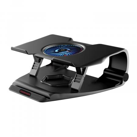 PROMATE FROSTBASE Supeior Cooling Gaming Laptop Stand