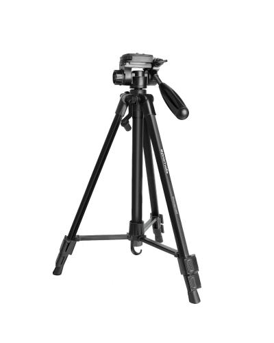 Promate Precise-140 3-Section Aluminum Alloy Tripod with Rapid Adjustment Central Balance