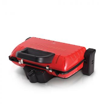 Red electric grill 1600 watts