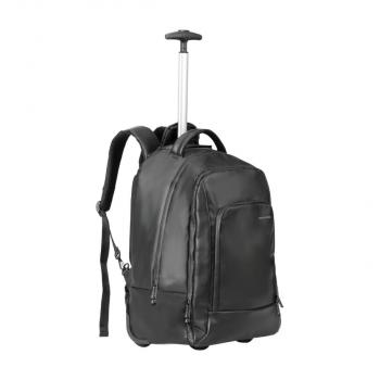 """PROMATE Transit-TR Multi-Terrain High-Capacity Trolley Bag with Multiple Compartments for Laptops Up to 15.6"""""""