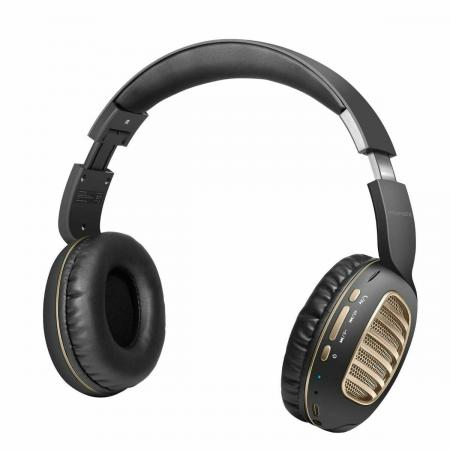 PROMATE Concord Dynamic HD Stereo Headset with Noise Cancellation