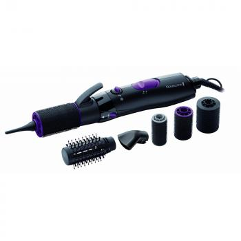 Remington AS7055 Big Style Air Rollers, 800 W - Black