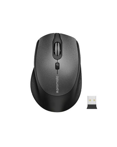 Clix-5 2.4GHz Wireless Optical Mouse with Precision Scrolling
