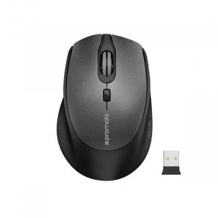 PROMATE Clix-5 2.4GHz Wireless Optical Mouse with Precision Scrolling