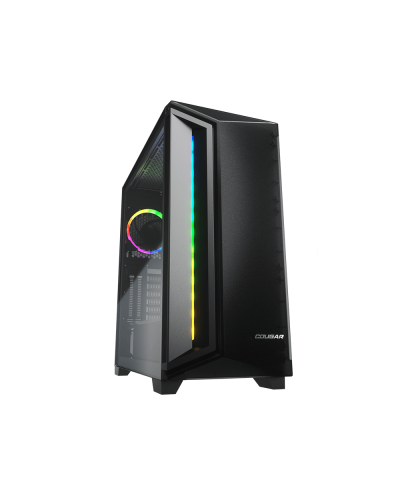 Cougar DarkBlader X7 (Black) RGB Mid Tower Case