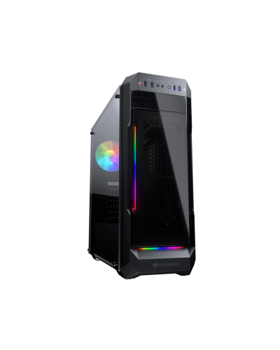 Cougar Case MX331-T Mid Tower Case