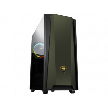 Cougar Case MX660 Iron RGB (Midnight Green) Mid Tower Case