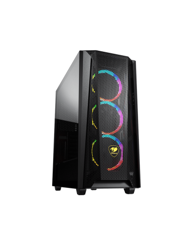 Cougar Case MX660 Mesh RGB Mid Tower Case