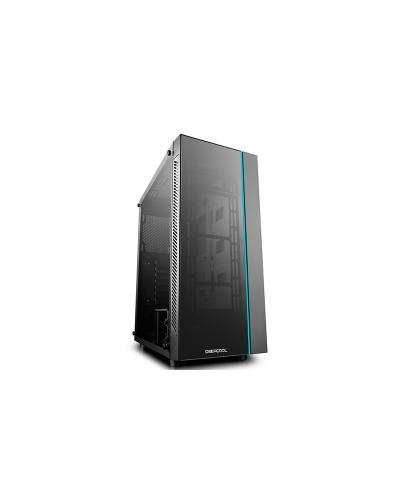 DEEPCOOL MATREXX 55 ATX Mid-Tower Case Full-size Tempered Motherboard SYNC Control RGB Lighting System