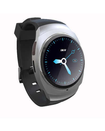 IKU Smart Watch Plastic Band For Android & iOS - W200