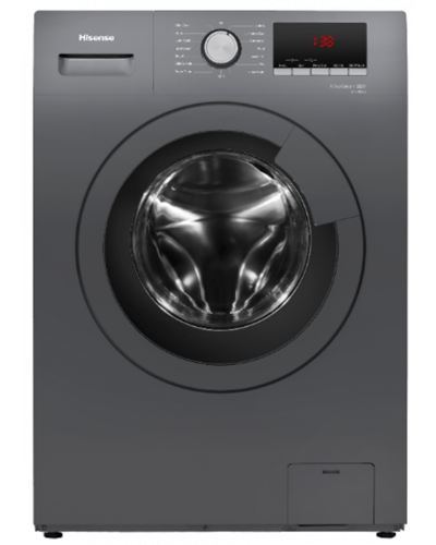 Hisense WFHV8012T | 8KG Front Load Washing Machine غسالة اوتوماتيك
