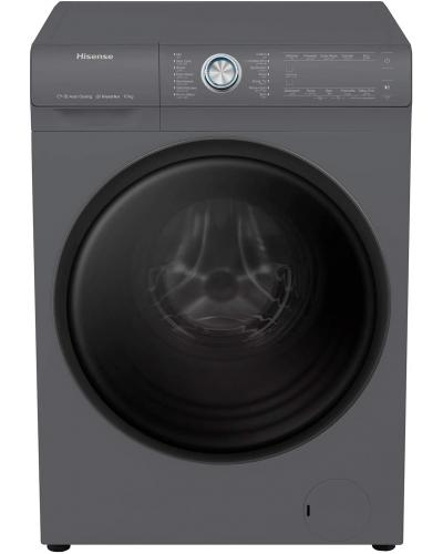 Hisense Front Loading Washing Machine, Free Standing, 10KG, 1400 RPM, WFER1014VAT غسالة اوتوماتيك