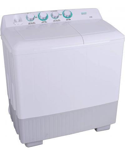 Hisense 14Kg Twin Tub Washing Machine (XPB140SXC14) غسالة عاديه