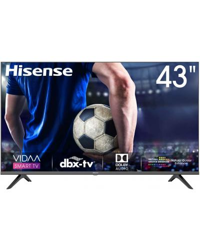 "Hisense 43""FHD SMART LED TV model 43A6000F شاشة"