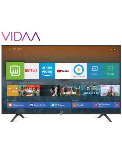 "Hisense 50"" UHD 4K VIDAA 3.0 Smart LED TV model 50B7100UW شاشة"