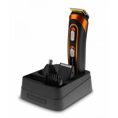 Rowenta Multistyler Trim&style 5 IN 1 TN9100F0 - Hair Clippers For Beard And Hair