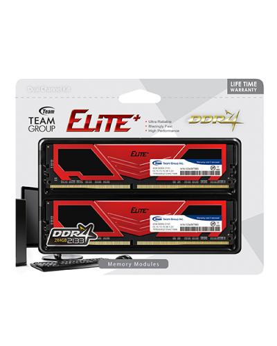 Team Group Elite Plus 8GB Kit (2 X 4GB) DDR4-2666MHz