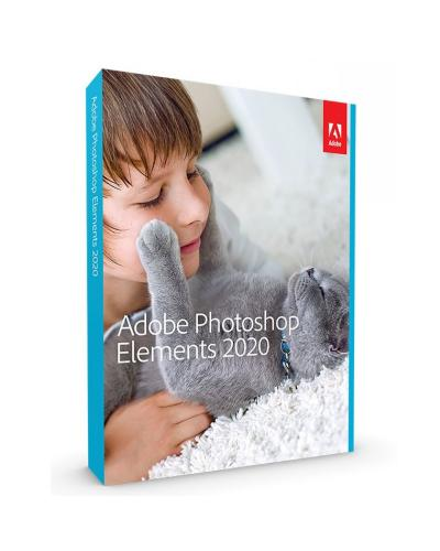 Adobe Photoshop Elements 2020 (License Key) Lifetime Account License