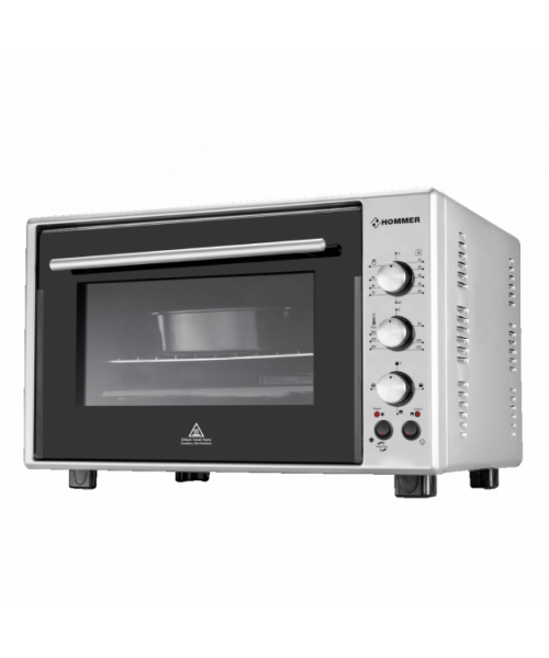 Hommer 60 Liters 1837 Watts Electric Oven with Inner Fan and Light