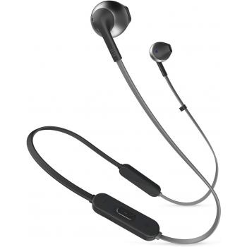 JBL TUNE 205BT - In-Ear Wireless Bluetooth Headphone - Black