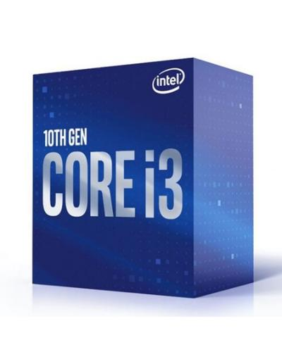 Intel CPU Desktop Core i3-10100 (3.6GHz, 6MB, LGA1200) box