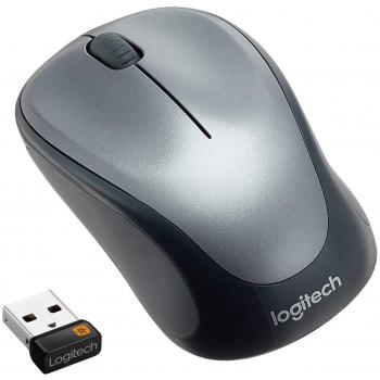 Logitech M235 Wireless Mouse, 2.4 GHz with USB Unifying Receiver, 1000 DPI Optical Tracking, 12 Month Life Battery, PC / Mac / Laptop