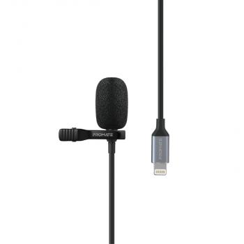 Promate High Definition Omni-Directional Clip Microphone (ClipMic-i)