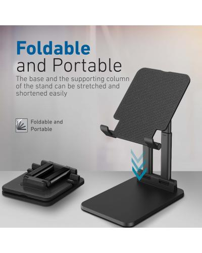Promate Anti-Slip Multi-Level Tablet Stand (PadView)