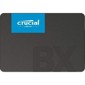 Crucial BX500 2TB 3D NAND SATA 2.5 inch Internal SSD, up to 540MB / s