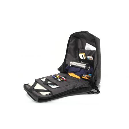 """Promate Anti-Theft Backpack for 13"""" Laptop with Integrated USB Charging Port ( Defender-13 )"""