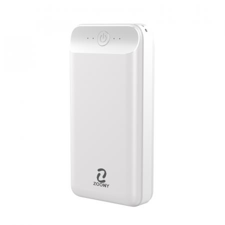 Zoony Z20QC Power Bank with (20,000 mAh)