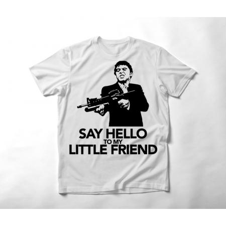 Al Pacino ( say hello to my little friend ) T-shirt