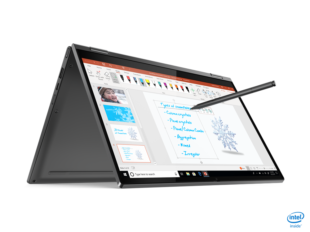 Lenovo NoteBook  YOGA C640 Core  i7-10510U /8GB /512GB/13.3 inch