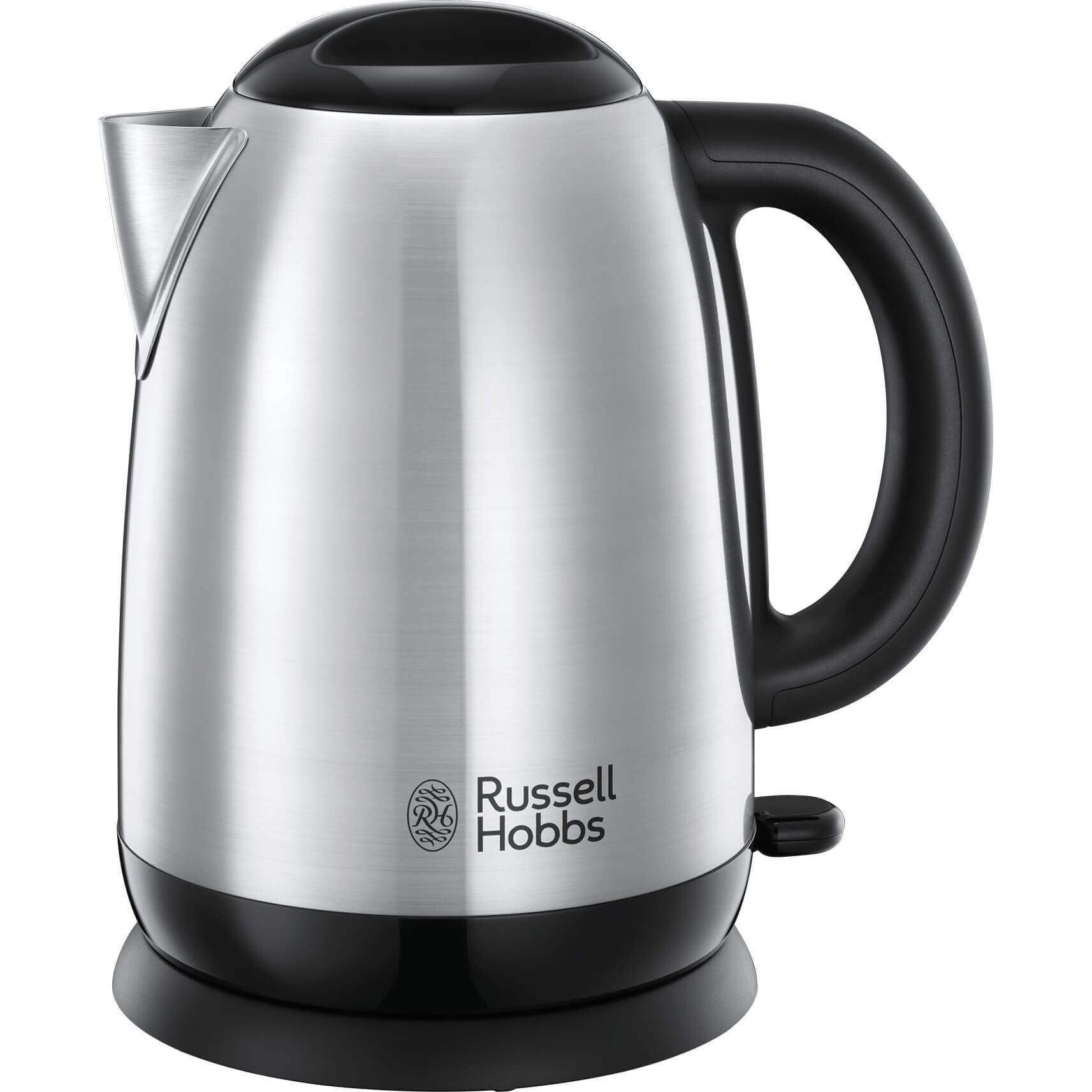 Russell Hobbs 20195-70/RH Oxford Compact Kettle 2.2KW
