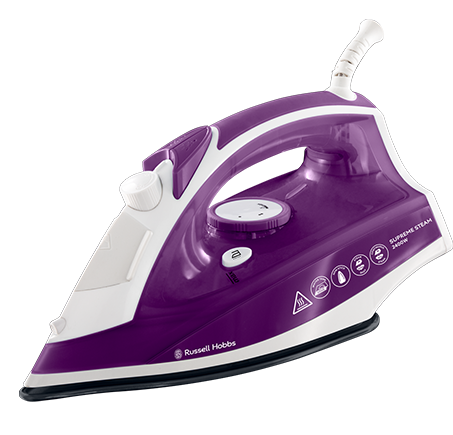 Russell Hobbs 23060-56 – Iron (Dry Steam Iron, Stainless Steel